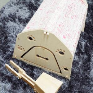 Lều gỗ cho mèo #CH004