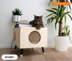 Nhà gỗ cho mèo #CH001